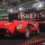 Ferrari à Rétromobile