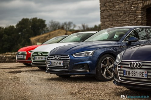 Essai A5 Audi 2017