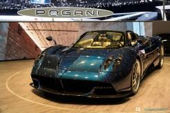 Salon de Genève 2017 (GIMS) - Pagani Huayra Roadster