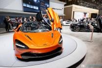 Salon de Genève 2017 (GIMS) - McLaren 720 S