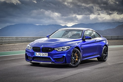 BMW M4 CS - 01