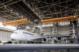 AirFrance - Cayenne A380 - 9