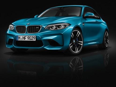 BMW M2 - 01