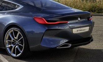 BMW Serie 8 Concept - 02