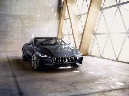 BMW Serie 8 Concept - 09