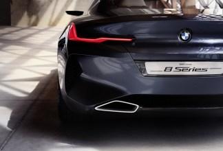 BMW Serie 8 Concept - 22