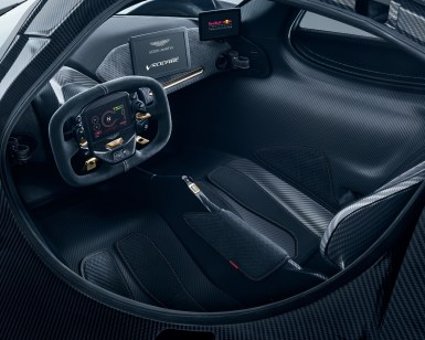 Aston Martin Valkyrie - 14