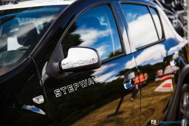Sandero Stepway Edition limitée - City - Pique-nique Dacia 2017