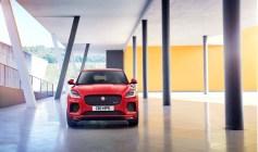 Nouveau SUV Jaguar E-PACE 2017