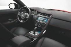 Nouveau SUV E-PACE Jaguar 2017 - Interieur
