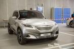 Visite Usine PSA - Vélizy (ADN) - Concept Peugeot HR1
