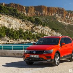 Essai Volkswagen Tiguan - Allspace