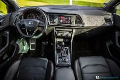 Intérieur Seat Ateca FR TFSI 190