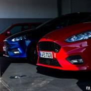 Essai Ford Fiesta ST-Line - Circuit Paul Ricard Castellet