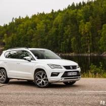 Essai Seat Ateca FR - Roadtrip Finlande (photos)