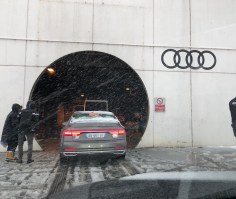 Audi A8 - Tunnel Sous la Manche - Gonzague - 15