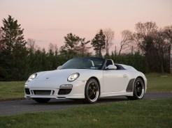 Porsche 997 Speedster