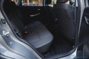 Intérieur Suzuki Baleno SHVS Hybride