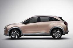 Hyundai FCEV (CES 2018) - Fuel Cell Hydrogène