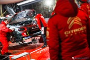 Immersion team Citroën Racing - Rallye Monte Carlo 2018