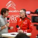 Bruce Jouanny et Carlos Tavares - Rallye de Monte Carlo 2018 - Photos