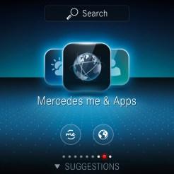 "Das neues Infotainment-System ""MBUX"" (Mercedes-Benz User Experience). Innovative Technologie basierend auf künstlicher Intelligenz. Intuitives Bedienkonzept. Augmented-Reality-Technologie. Touchscreen. Sprachassistenz – Hey Mercedes The new infotainment system ""MBUX"" (Mercedes-Benz User Experience). Innovative technology based on artificial intelligence. Intuitive operating concept. Augmented-Reality-Technology. Touchscreen. Voice Control – Hey Mercedes"