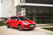 Essai Suzuki Swift 1.0 Boosterjet SHVS