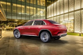 Mercedes Maybach Ultimate Luxury - 04