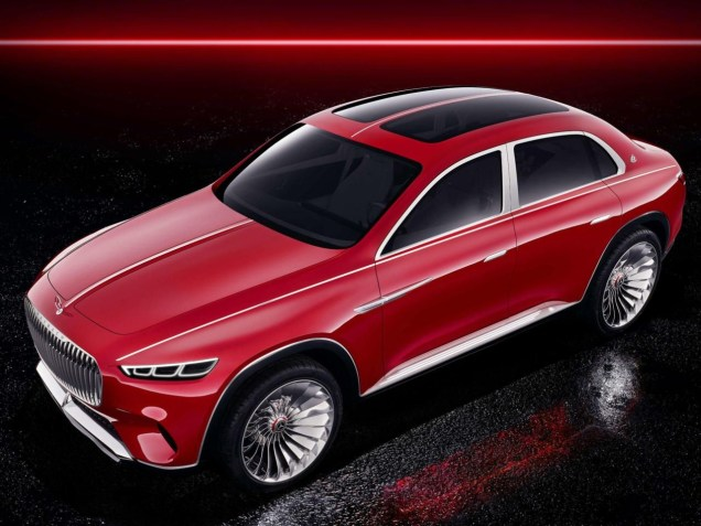 Mercedes Maybach Ultimate Luxury - 05
