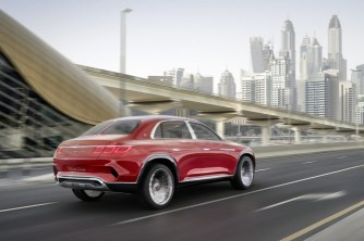 Mercedes Maybach Ultimate Luxury - 07