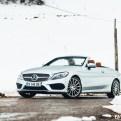 Essai Mercedes Classe C (Cabriolet 220d)