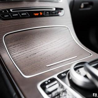 Essai Interieur Mercedes Classe C (Cabriolet 220d)