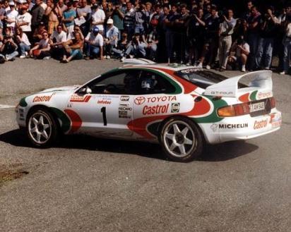 tour de corse 1995