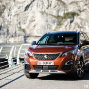Roadtrip Peugeot 3008 II