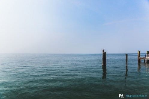 Voyage (roadtrip) Italie - Lac de Garde / Lazise