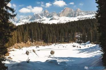 Voyage (road trip) Italie - Lago di Carezza / Karersee