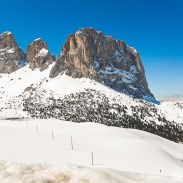 Voyage (roadtrip) Italie - Routes des Dolomites (Sella Towers)