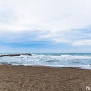 Voyage (road trip) Italie - Plage de Isola Verde