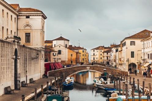 Voyage (roadtrip) Italie - Photo Chioggia, la petite Venise