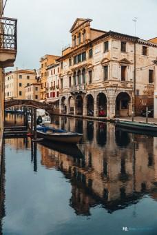 Voyage (road trip) Italie - Photo Chioggia, la petite Venise