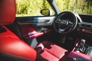 Intérieur Lexus GS300h