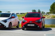 Essai nouvelle Aygo Toyota (2018/2019)