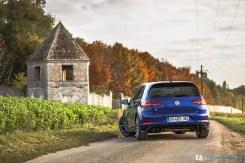 Essai Volkswagen Golf - R 310
