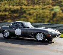 Jaguar Type E Lightweight continuation
