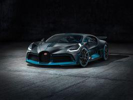 Bugatti Divo - 36