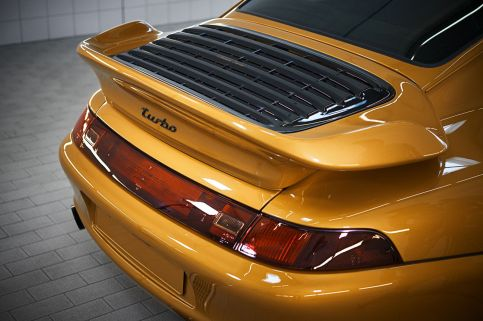 Porsche 993 Project Gold - 03