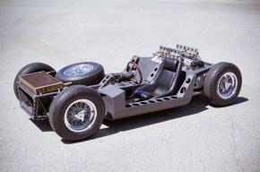 chassis Miura