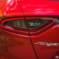 Essai Kia Stinger (GT 370 ch)