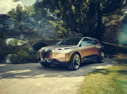 BMW Vision iNext - 10