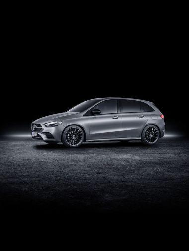 Mercedes Classe B - 01